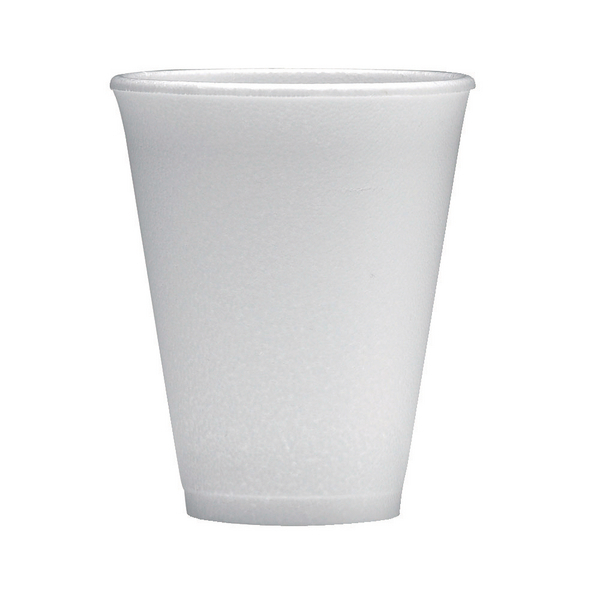 Insulated Drinking Cups 7Oz White