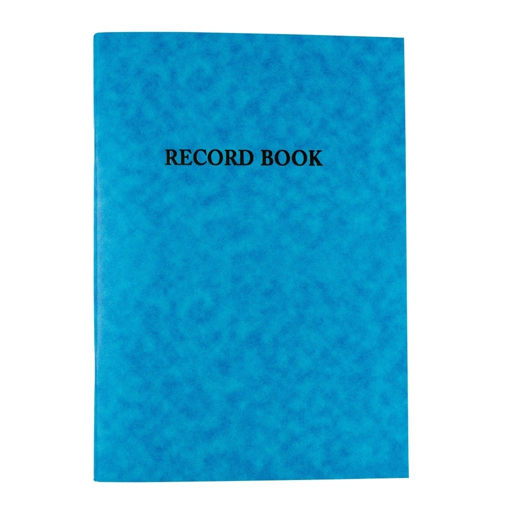 Mark Books A4 80 Pages Light Blue 42 Names