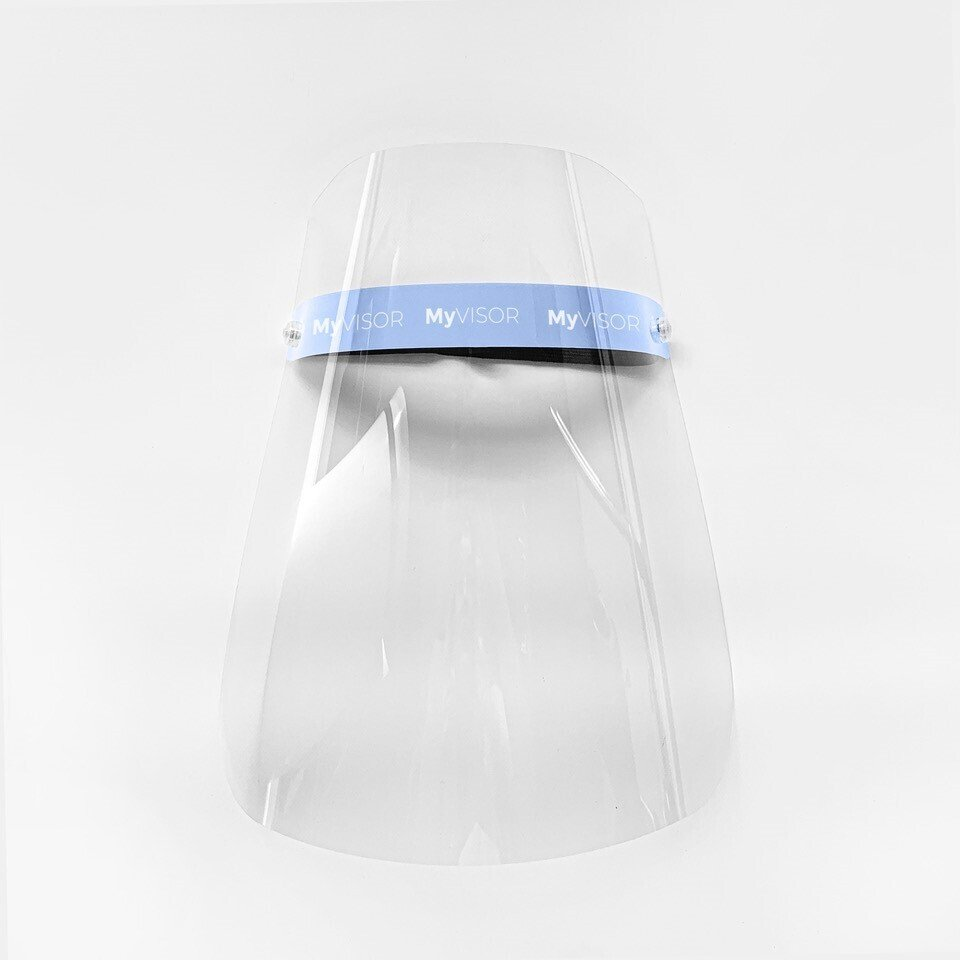 BlueOcean MyVisor Face Shield