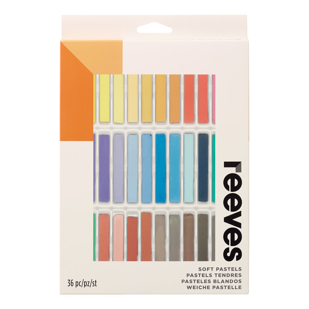 Reeves Soft Pastels Assorted  ***WHILE STOCKS LAST***