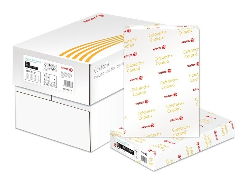 Gloss Coated Colour Laser Paper A4 140gsm White 003R90339
